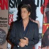 Bollywood actor Shahrukh Khan at the Cosmopolitan magazine awards in Mumbai