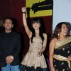 Gulshan Grover and Koena Mitra at the launch of Purnima Lamchae and Misti Mukherjee''s Films at Enigma