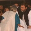 "Congress Leader Rahul Gandhi and Delhi CM Sheila Dikshit at a programme ""Nantion''s Solidarity Against Terror"" (An Event at the India Gate to send strong message against Terrorism) on Sunday in New Delhi 28 Nov 09"