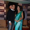 "Bollywood actor Aamir Khan and Katrina Kaif at ""Cineblitz Gold"" issue launch in Taj Lands End"
