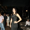 "Neha Dhupia at a press meet of film ""Raat Gaye Baat Gaye"" at Magic, Worli"