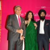 Ratan Tata and Shobha De at the launch of book India With Love at Taj Hotel