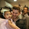 Neil Nitin Mukesh inaugurates Mehta Emporium in Mumbai on Wednesday afternoon