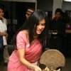 Nandana Sen inaugurates an Art Exhibition in Mumbai on Wednesday Evening