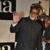 "Bollywood actor Amitabh Bachchan at the premiere of film ""Paa"""