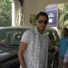 "Bollywood actor Abhay Deol at the press meet of the relaunch of ""Rock Bottom"" lounge in Juhu"
