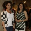 Masaba and Neena Gupta at the graces Resort collection preview
