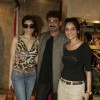Wendell Rodricks and Madhoo at the graces Resort collection preview