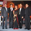 "Bollywood actors Shah Rukh Khan, Kajol and Karan Johar at ""My Name Is Khan Press Meet"" at JW Marriott"