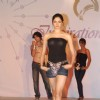 Simran Kaur Mundi at Inspirations Fashion Show by Students of Jasani Dept of SNDT University at Hotel Sea Princess