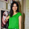 Model Tapur Chatterjee at the Lakme Studio