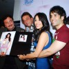 Bollywood actors Sanjay Dutt and Tusshar Kapoor unveil singer Sophie Chaudhary''s new music album