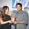 "Bollywood actor Mahima Choudhary and Madhawan at ""PETA Awards"""
