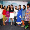 Prachi Desai at Cotton World Fashion Showcase at Taj Land