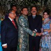 Guest at tycoon Manoj Jayaswal''s daughter wedding Swatee with Lalit Tayal