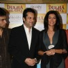 Fardeen Khan and Susmita at Dhula Mil Gaya promotional event at MMTC Festival of Gold at Tulip Star