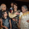 Pt Jasraj and Pallavi Joshi at V Shantaram Awards at Novotel