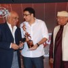 Yash Raj at V Shantaram Awards at Novotel