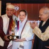 Pt Jasraj at V Shantaram Awards at Novotel