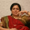 "Actress Reema Lagoo at a press meet for NDTV Imagine, new show ""Do Hanson Ka Jodaa"" , in Neq Delhi on Teusday 22 Dec 2009"