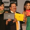 "Olive''s MD Arun K Khanna launching ""The Olive Mobiles and Zip-Books"" ,in New Delhi on Tuesday 22 Dec 2009"