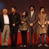 Filmamker Karan Johar, Yash Raj Chopra at the launch of YRF TV series with Sony at Hyatt Regency