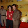 Kiran and Aamir Khan at 3 Idiots Press Meet at IMAX Wadala
