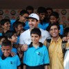 John Abraham attends Sports day for Special Children at Jamnabai School