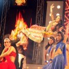 Celina Jaitley performs at country club bash