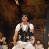 Sharukh Khan at Apsara Awards in Chitrakot Grounds