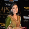 Kajol at Apsara Awards in Chitrakot Grounds