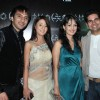 Sara Khan and Karan Mehra at the launch of Three Acting Studio at Thakur Cinema, Kandivli