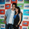 "Bollywood actors Shahid Kapoor and Genelia D'' Souza at the promotional event of their upcoming movie ""Chance Pe Dance"" at Radio City 911 FM"