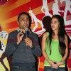 Rahul Bose and Tara Sharma at Mumbai Marathon press meet at Wolrd Trade Centre