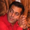 Bollywood actor Salman Khan in New Delhi to promote his film ''''Veer'''' on Tuesday 19 Jan 2009