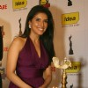 Bollywood actress Asin at a press-meet for the ''''55th idea filmfare awards'''', in New Delhi on Wednesday
