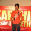"Farhan Akhtar at ""Karthik Calling Karthik Film Music Launch"" in Cinemax"