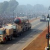 Republic day rehearsal at Rajpath on Saturday New Delhi, 23 Jan 2010