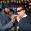 Bappi Lahiri at La Kebabiya lounge n restaurant launch Andheri