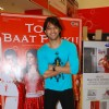 Vatsal Sheth promotes Toh Bat Pakki film at Big FM at Andheri