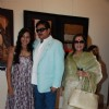 Sonakshi Sinha, Shatrughan Sinha and Poonam Sinha at Art Brunch Journey V in Alliance with NGO Passages
