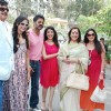 Shatrughan Sinha, Sonakshi Sinha, Sunil Shetty, Poonam Sinha and Mana Shetty at Art Brunch Journey V in Alliance with NGO Passages
