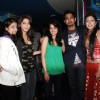 "Bollywood actors Shruti Hassan and Siddharth Narayan at the special screening of film ""Striker"""
