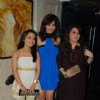 "TV actress Delnaz Paul with Deepshikha at the launch of movie ""Dooriyan"" at H2O in Mumbai (Photo: IANS"