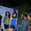 "TV actress Deepshikha at the launch of movie ""Dooriyan"" at H2O in Mumbai"