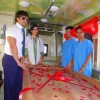Yash Birla launches India''s first mobile Spine Clinic at Worli