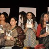 Tabu and Shabana Azmi at Kaifi Azmi Book launch at Andheri, Mumbai