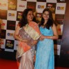 Moushumi Chatterjee on Airtel Mirchi Music Awards at Bandra, in Mumbai