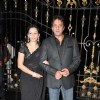 Sanjay Dutt Wedding Anniversary bash at Bandra home