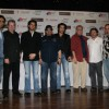 "The star cast of upcoming movie ""Teen Patti"" at Berkley school inauguration at Juhu"
